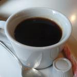 イタリアンハウスドレミ - ホットコーヒー