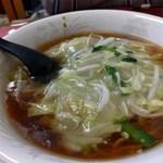 興楽園 - サンマー麺