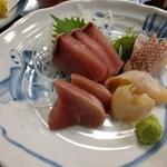 魚料理 ホノルル食堂 - お刺身定食