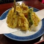 魚料理 ホノルル食堂 - 天ぷら単品