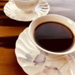 83065614 - Cafe ブリューベル 2回目 (ドリンク①)