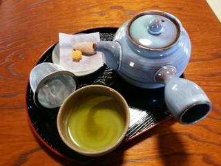 くま CAFE - 「御煎茶」