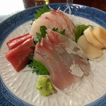 魚料理 ホノルル食堂 - お刺身 単品