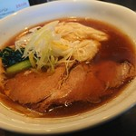 麺や豊 - 料理写真:ワンタン麺(820円)