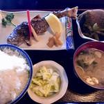 軽井沢ガーデン - 料理写真:岩魚塩焼き定食