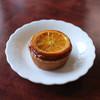 キュームタルト - 料理写真:オレンジ&ピスタチオ☆