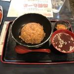 東竜 - 炒飯(800円)
