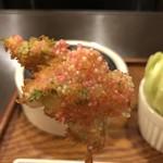 つつみ屋 - 福岡県産のツボミナとチーズ