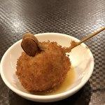 つつみ屋 - 本カラスミと生姜