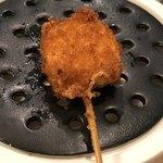 つつみ屋 - さわらの味噌漬けと大根の はさみ揚げ