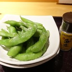 天丼てんや - 枝豆150円