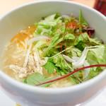 蔭山樓 - 麺