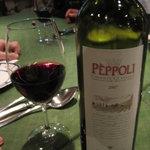 8308252 - オステリア・バッカーノ:赤ワインPEPOLI