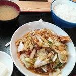 83081153 - 回鍋肉定食