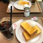 ホリーズ・カフェ - モーニングセット
