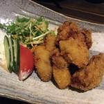 塚本鮮魚店 - カキふらい(880円)