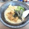 うわさの麺八 - 料理写真:あっさり白ラーメン