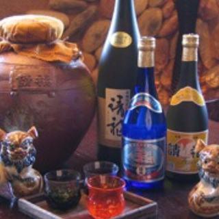 本格沖縄郷土料理と泡盛でゆったりとした沖縄時間をご満喫♪