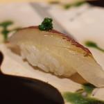 神楽坂 鮨 りん - 針魚