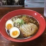 チバリ家 - 料理写真:中華そば+味玉