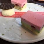 サロン・ド・テ・ロンド - 特別ケーキセット