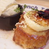 LONCAFE STAND - 料理写真:濃厚クレームブリュレのフレンチトースト