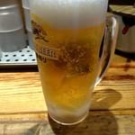玉 赤備 - 生ビール