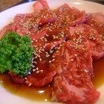 仙台牛焼肉 バリバリ - 仙台牛カルビィ♪