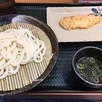 はなまるうどん - 料理写真:高松から食べに来た(*゚∀゚*) ほんと下手なお店より美味しいです!