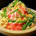 ZENSTYLE一作 - 料理写真:『一作鍋』系列のらーめん店スープを使用したオリジナル鍋
