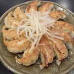 五味八珍 - 浜松餃子は1人6個