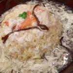 五味八珍 - 炒飯は2種よりchoice  蟹あんかけ炒飯にシマシタ