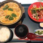 83095170 - 親子丼定食