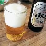 きらく - 瓶ビール小