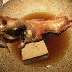おとと - ユメカサゴの煮つけ