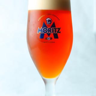 日本発上陸!スペイン産樽生ビール