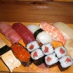 幸寿司 - 料理写真:上寿司(\1470)