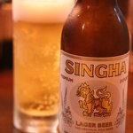 8310544 - ビール(シンハー)