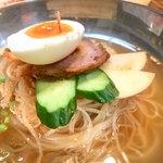 赤坂大関 - 冷麺 1,210円