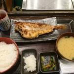 しんぱち食堂 - あこう鯛定食@840