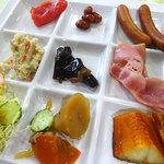 うたのぼり グリーンパークホテル - 料理写真:朝食ビュッフェ