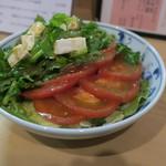 隼 - 隼サラダ(4種)