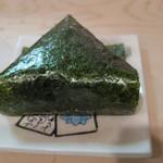 隼 - 美味しいご飯のおにぎり ズームアップ