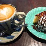 四万温泉 柏屋カフェ - 料理写真: