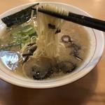 福芳亭 - スープも麺も手抜きではありませんよ!