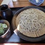 かまくら - もり蕎麦650円