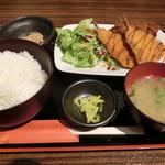 魚酒場ピン - 日替わり定食800円