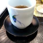 割烹 天ぷら 三太郎 - お茶