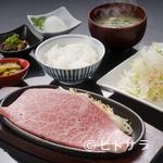 博多みやちく - 【ランチ】お得な『ランチ各種』※写真は『鉄皿ロース定食』