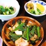 南国農家 - 野菜の色々メニュー